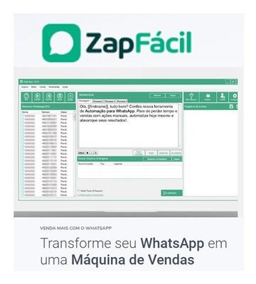 Whats App Automatizado, Zapfácil, Whatsapp Automático