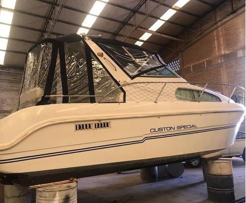 Custon Special Mercruiser 260 Hp Mpi  435 Hs Nautica Nahuel