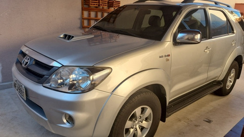 Toyota Sw4 2007 3.0 Srv 7l 4x4 Aut. 5p