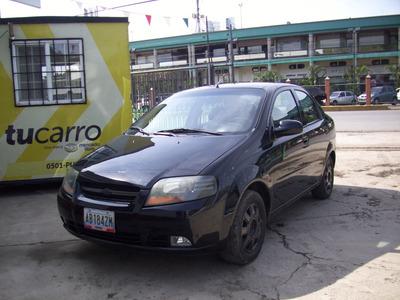 Chevrolet Aveo Aveo 4x2
