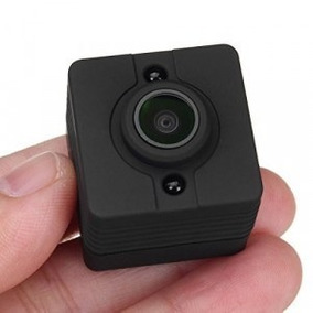 Mini Camera Sq12 Quelima C/ Visao Noturna Prova D