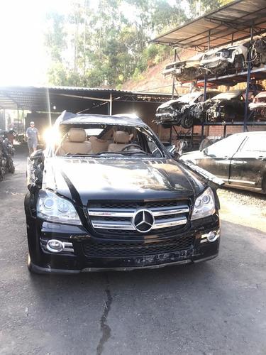 Imagem 1 de 9 de Sucata Mercedes Benz Gl 500 388cvs Gasolina