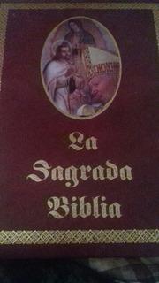 La Sagrada Bibla Edicion Euromexico Original Buen Estado
