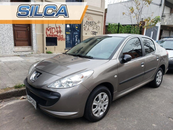 Peugeot 207 Compact 2010 Gris Oscuro 4 Puertas
