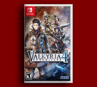 Valkyria Chronicles 4 Nintendo Switch Disponible