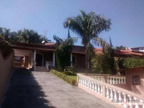 Casa Térrea- Condomínio Fechado -03 Dormitórios - Cotia - Ca0489