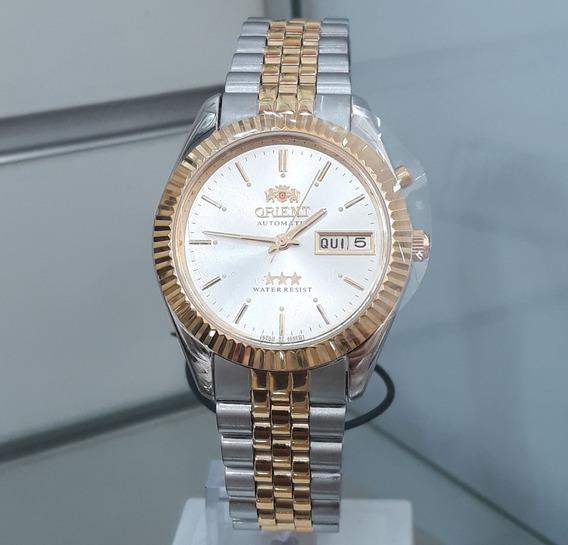 Relógio Automático Masculino Orient 469ed1 Original + Nf