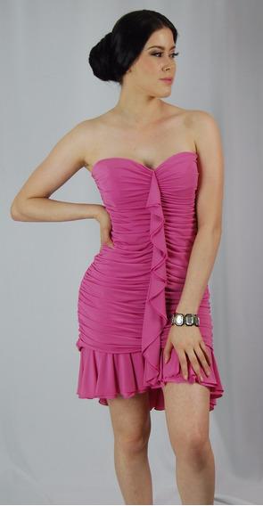 Vestido Bcbg Max Azria Modelo Bali Talla M. Noche De Rio