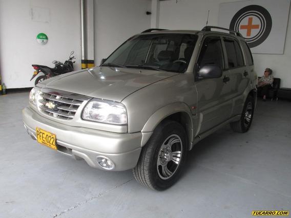 Chevrolet Grand Vitara 2.5 Mt