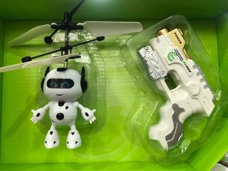 Dron Con Sensores De Proximidad