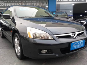 Honda Accord 2.0 Lx 4p 2006 / 2006