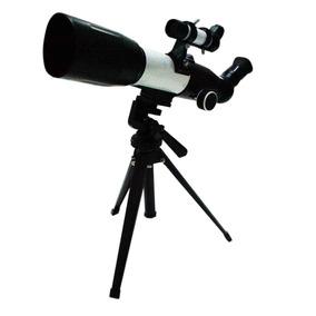 Telescópio Profissional Astronômico Refletor 350x60mm Tripé