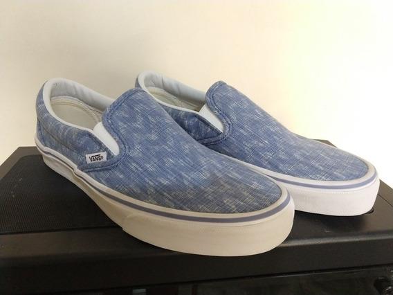 Tênis Vans Slip On Tam 37 De Jeans Importado