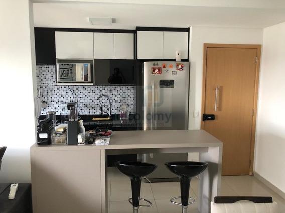 Ref: 3801 Lindo Apartamento No Novíssimo Novare Alphaville - 3801