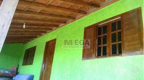 Casa Com 3 Dormitórios À Venda, 100 M² - Cidade Satélite Íris - Campinas/sp - Ca0379
