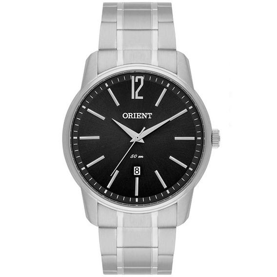 Relógio Orient Masculino Prata Mbss1268 P2sx