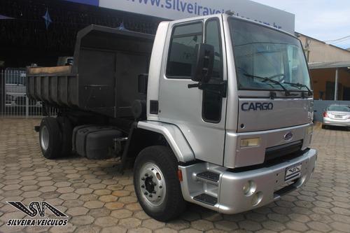 Ford Cargo 1317 - Ano: 2010 - Caçamba