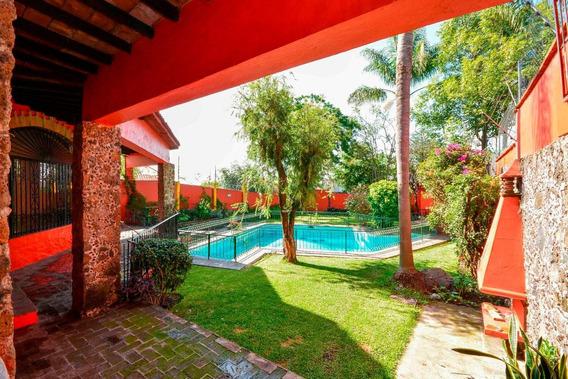 Renta Casa Paseo Del Conquistador Cuernavaca Mor.