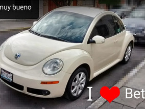 Volkswagen Beetle 2.5 Sport Tiptronic At 2008