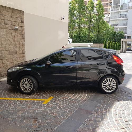 Ford Fiesta Kinetic Design Se 2014 86000 Dueño Directo