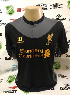 Camisa Oficial Liverpool-ing Away Tamanho G Warrior