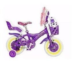 Bicicleta X-terra Rodado 12