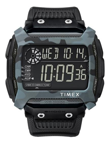 Relógio Masculino Timex Command Shock - Tw5m18200