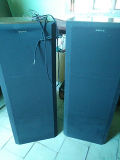 2 Bafles Marca Sony