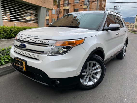 Ford Explorer Limited 3.500cc A/t 8ab Fe 4x4 Sun Roof 2013