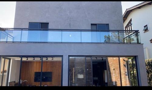 Imagem 1 de 6 de Rrcod3348 - Casa Condominio Residencial Alpha 5 - 04 Suítes - 04 Vagas - Oportunidade - Ótima Localização - Rr3348 - 69257780