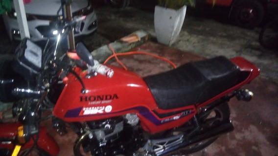 Moto Honda Cb 450 Dx