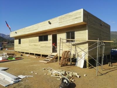 Casas Prefabricadas Kit Avanzado