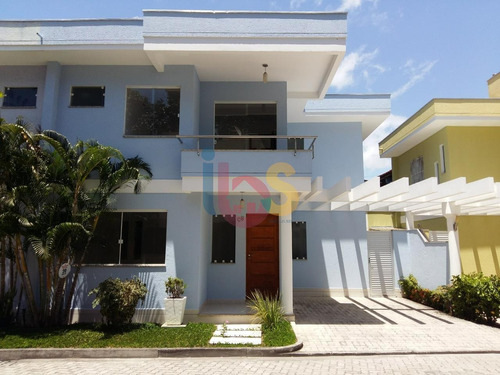 Imagem 1 de 15 de Casa Duplex 3/4 Em Condomínio No Centro De Porto Seguro - 4915