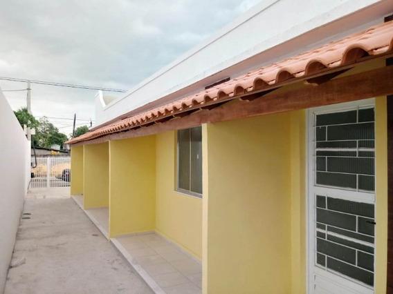 Cabuçu/n.iguaçu, 1 Quarto, Sala, Banheiro Social E Cozinha Americana. - Ca00571 - 33587269