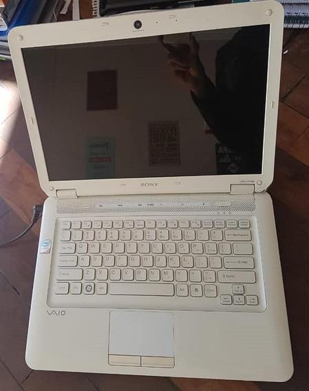 Notebook Sony Vaio Vgn-cs118e