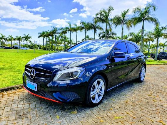 Mercedes Benz Classe A Style 1.6 T. Abaixo Da Fipe Revisada