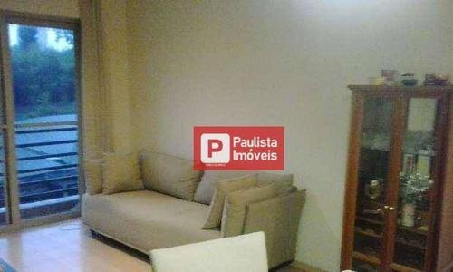 Apartamento Residencial À Venda, Jardim Marajoara, São Paulo - Ap16102. - Ap16102