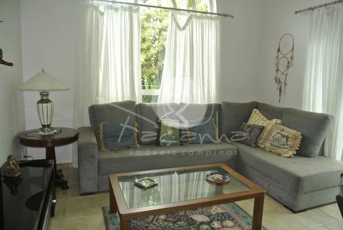 Casa Para Venda No Alphaville Em Campinas - Imobiliária Em Campinas - Ca00964 - 69188642