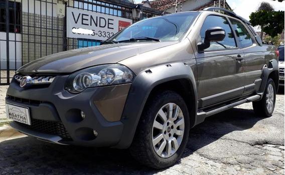 Fiat Strada Adventure 1.8 Flex - Abaixo Da Tabela