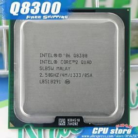 Intel® Core 2 Quad Q8300 2.5ghz/4mb/1333 + Cooler - Lga 775