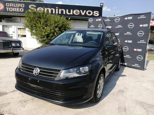 Imagen 1 de 6 de Volkswagen Vento 2020 1.6 Starline At