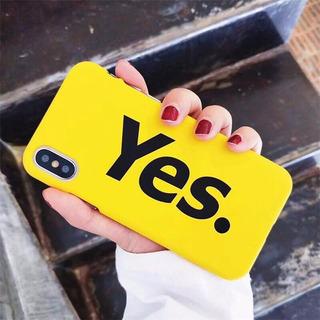 Funda Yes! Para iPhone Y Samsung Mensaje Positivo
