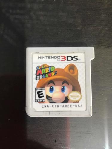 Súper Mario 3d Land (nintendo 3ds)