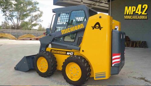 Michigan Mini Palas Mp42 Con Aire 60hp Nuevo Dolar Oficial