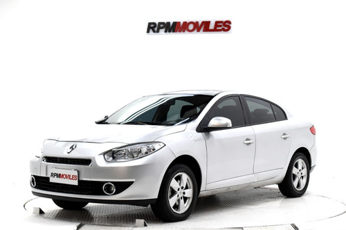 Renault Fluence 1.6 Comfort Plus C/gnc 5ta 2014 Rpm Moviles