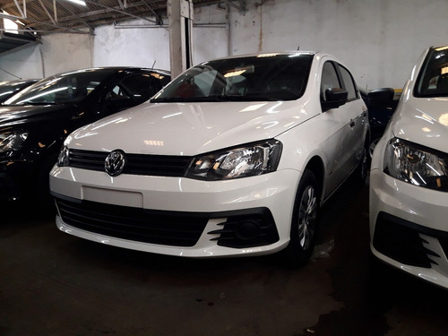 Volkswagen Gol Trend 2021 1.6 Trendline 101cv