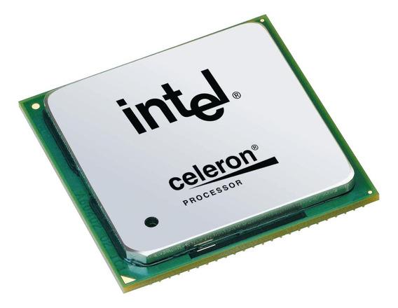 Processador Intel Celeron G3930 BX80677G3930 2 núcleos 64 GB
