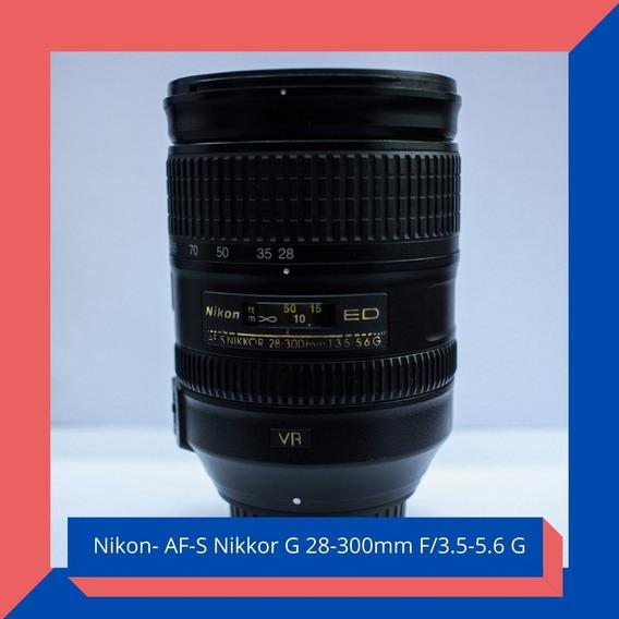 Nikon 28-300mm G
