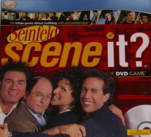 Juego De Escena De Seinfeld Con Preguntas De Trivia De Dvd T