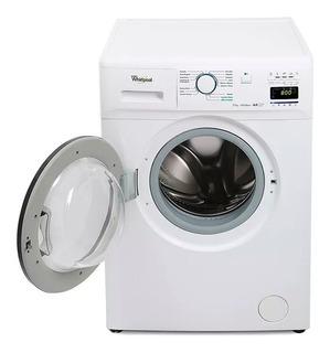 Lavarropas Frontal Whirlpool Wnq66a0 6kg 800 Rpm 16 Programa